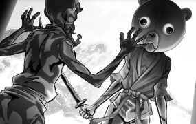 Afro Samurai 2 didn't work out so well.