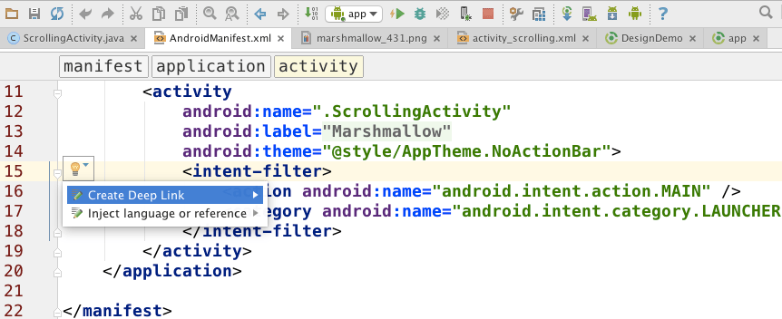 how to run apk on emulator of android studio