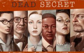 The cast of Dead Secret.