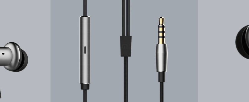 Xiaomi Millet Iron Ring Headphone