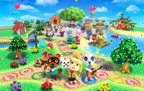 Animal Crossing: amiibo Festival is a boring, random affair.