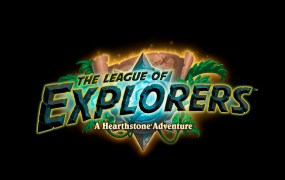 The League of Explorers is channeling Warcraft's many odes to Indiana Jones.