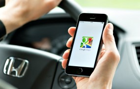 google-maps-ios-car