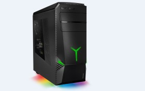 Lenovo's prototype for a Y-series gamer PC Razer edition.
