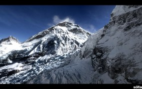 Solfar's Everest VR is a virtual exploration game.