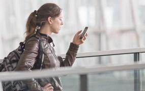 texting travel