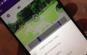 Adobe Premiere Clip (Android)