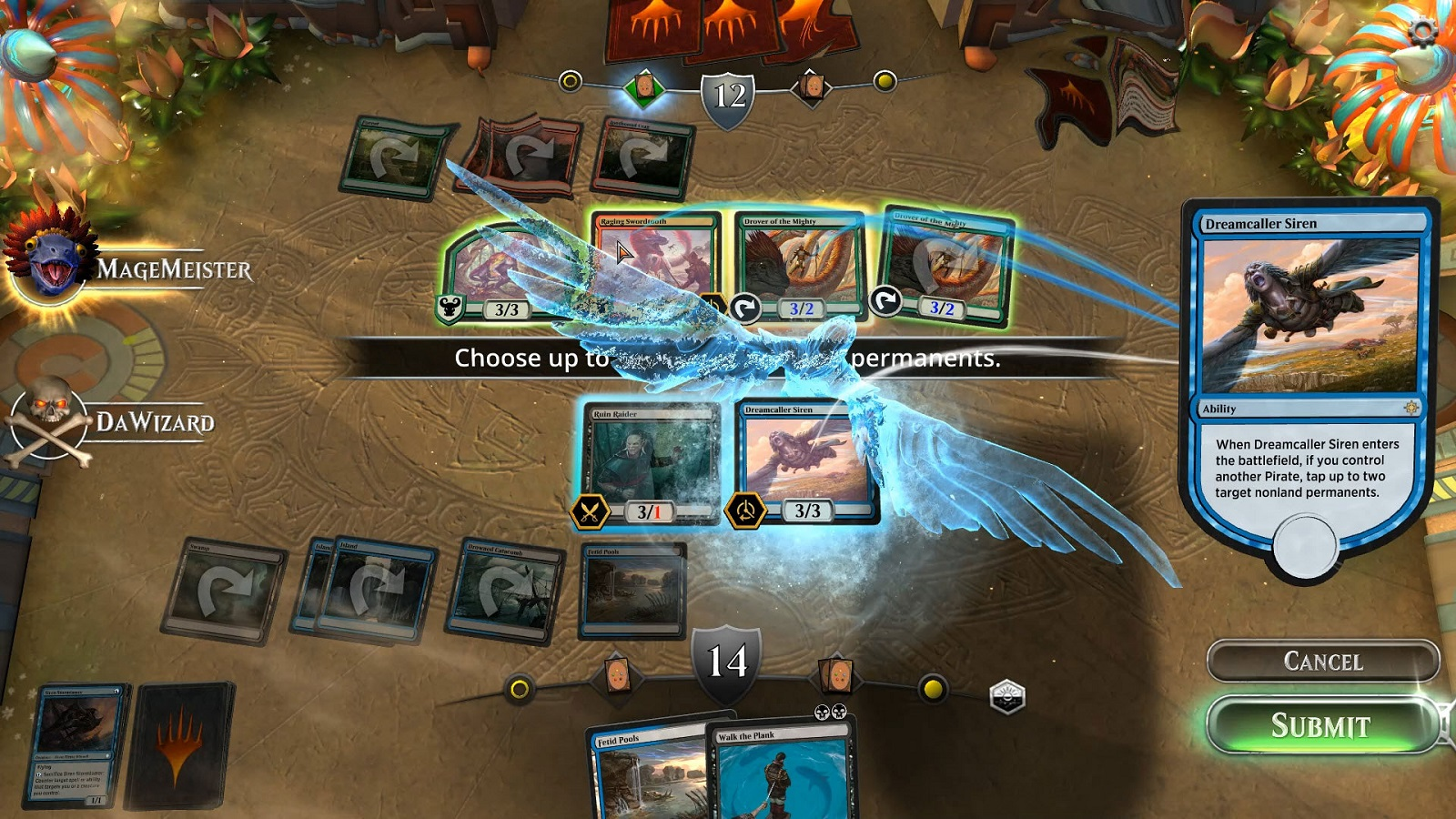 Arena Game Magic The Gathering Arena Is Wizards Of The Coast S Answer To