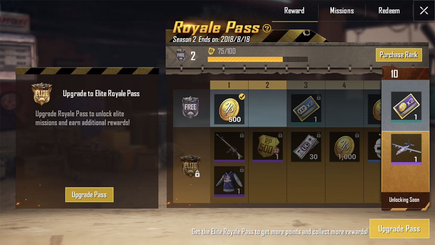 Pubg Multiplayer Pubg Mobile S Progression Pass Boosts Revenue 365 Venturebeat