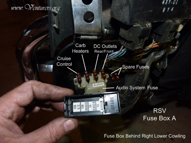 Yamaha Fuse Box Diagram Wiring Diagram