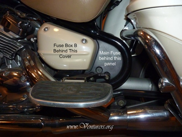 Kawasaki Vulcan 900 Custom Fuse Box Wiring Diagram