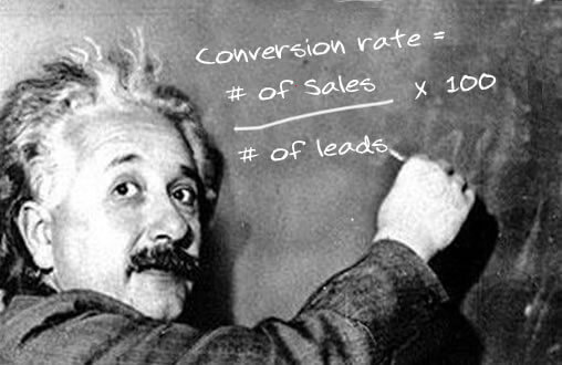 How to Calculate Sales Conversion Rate  Lead Value