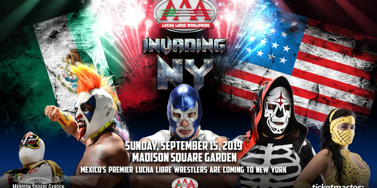 Vidios De Lucha Libre Top Mexican Wrestling Group Coming To Msg Venuesnow