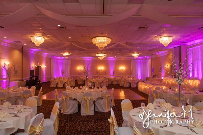 cleveland indian wedding reception
