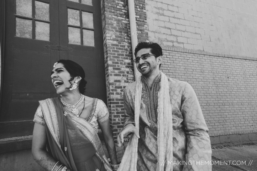 akron Artistic Indian Wedding reception