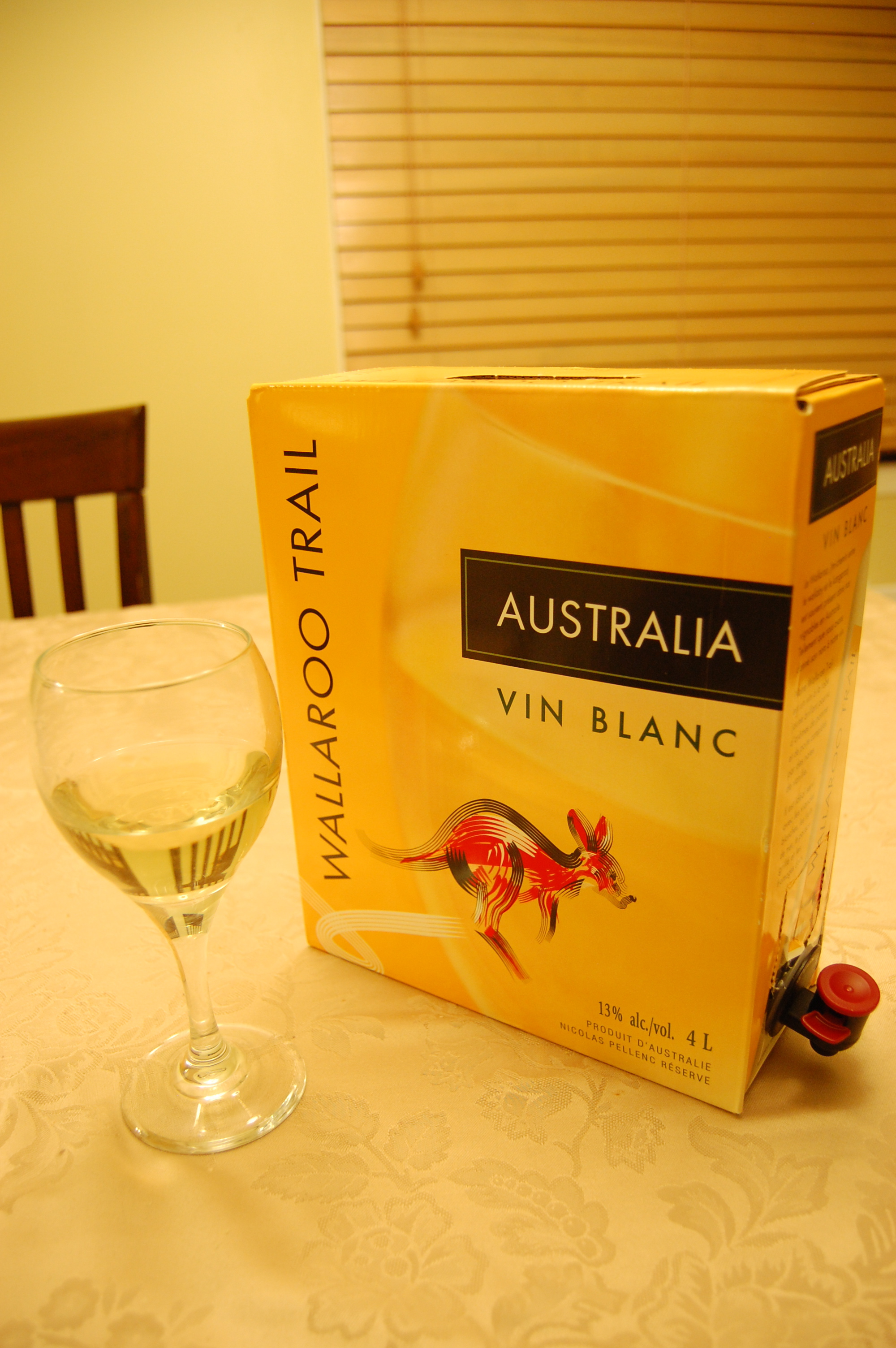 Its My Wine In A Box Foodstory