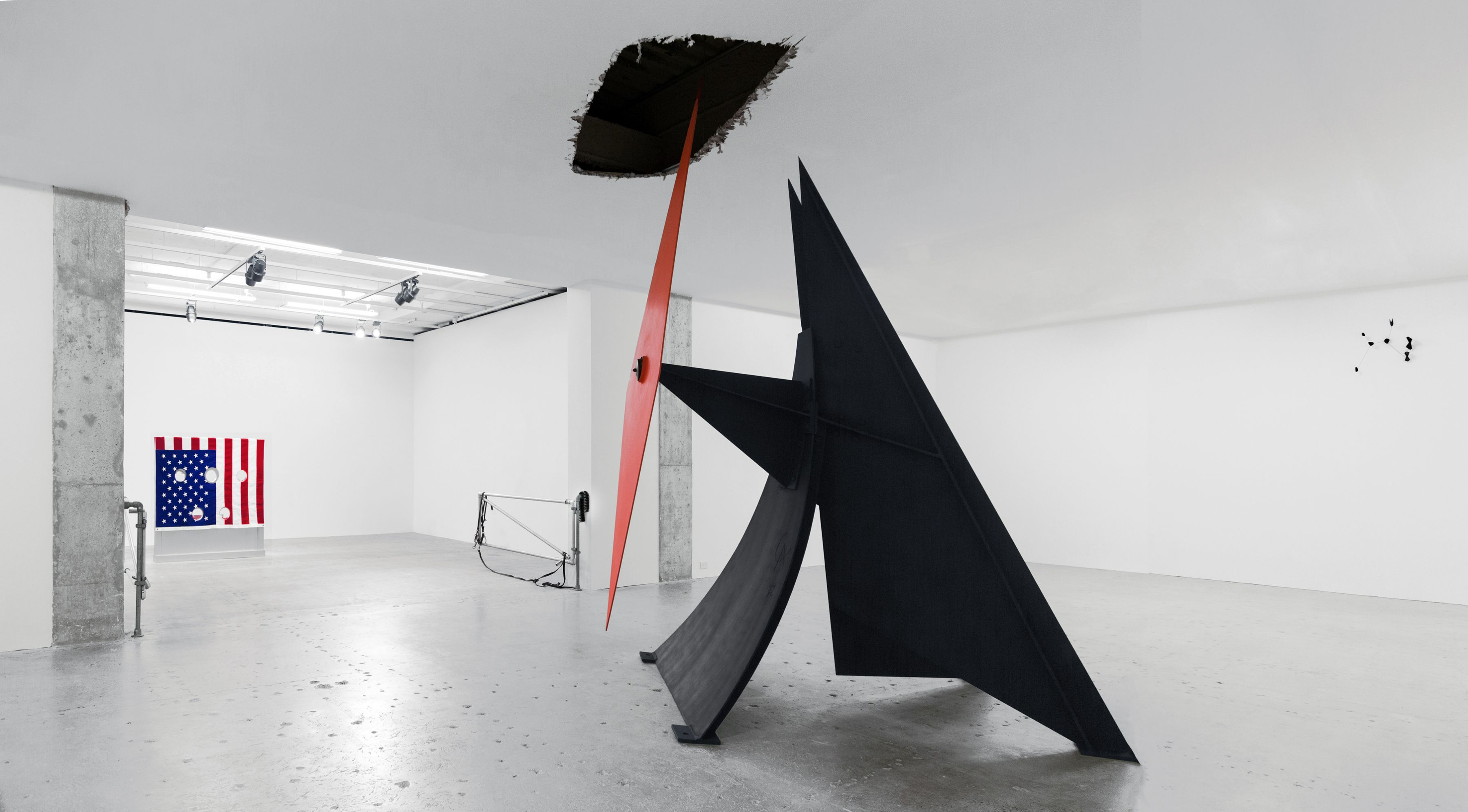 Arte Povera Venus Thumbnails Installation Views Alexander Calder And Cady Noland