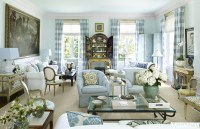 HOUSE TOUR: A Palm Beach Villa Sparkles Under The Bright