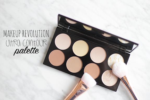 Veracamillanl Makeup Revolution Ultra Contour Palette