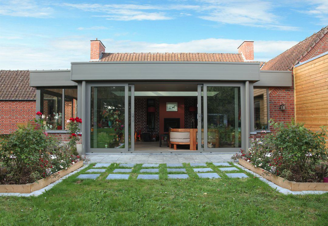 Amenagement Veranda Moderne Veranda Extension Fabulous Veranda Extension With Veranda
