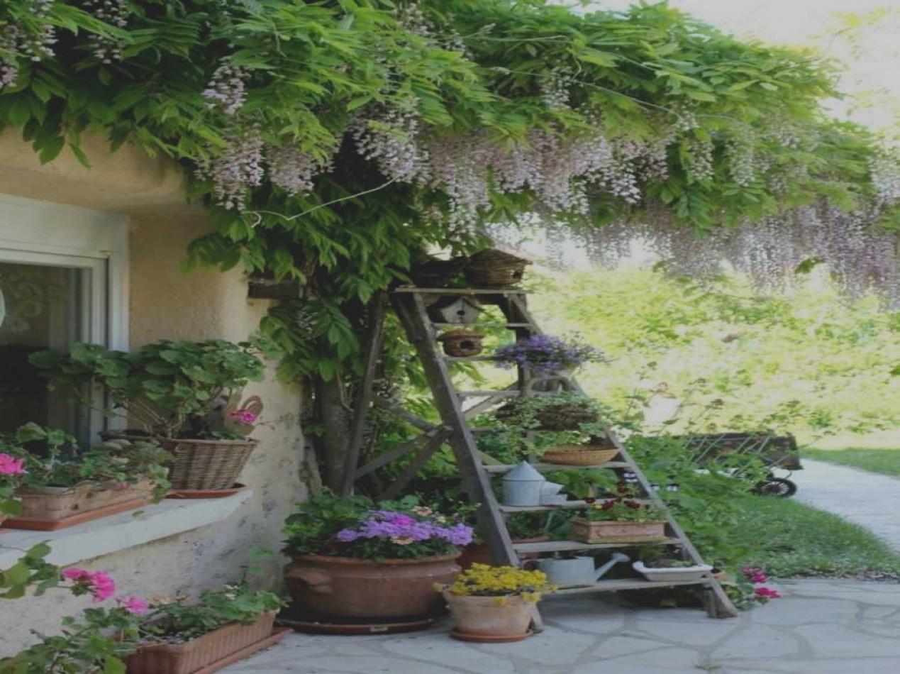 Decoration Veranda Jardin | Donner Des Airs De Jardin Tropical à Son ...