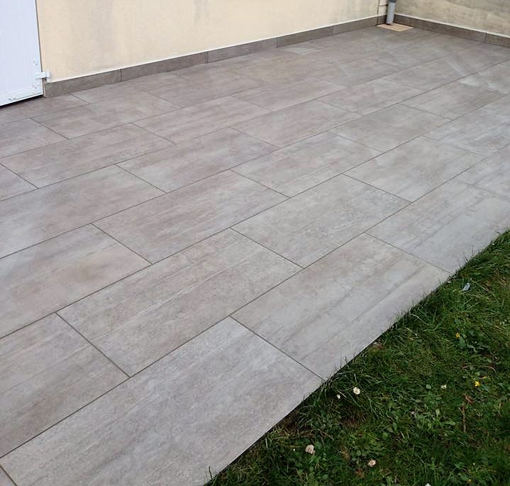 Pose Carrelage Exterieur Carrossable Pose Carrelage Terrasse Exterieur Video - Veranda