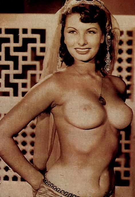 linda blair breasts