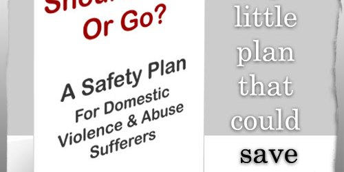 Safety Planning for Domestic Violence and Abuse Victims