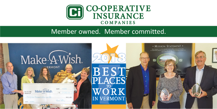 Co-operative Insurance Companies Member owned Member committed