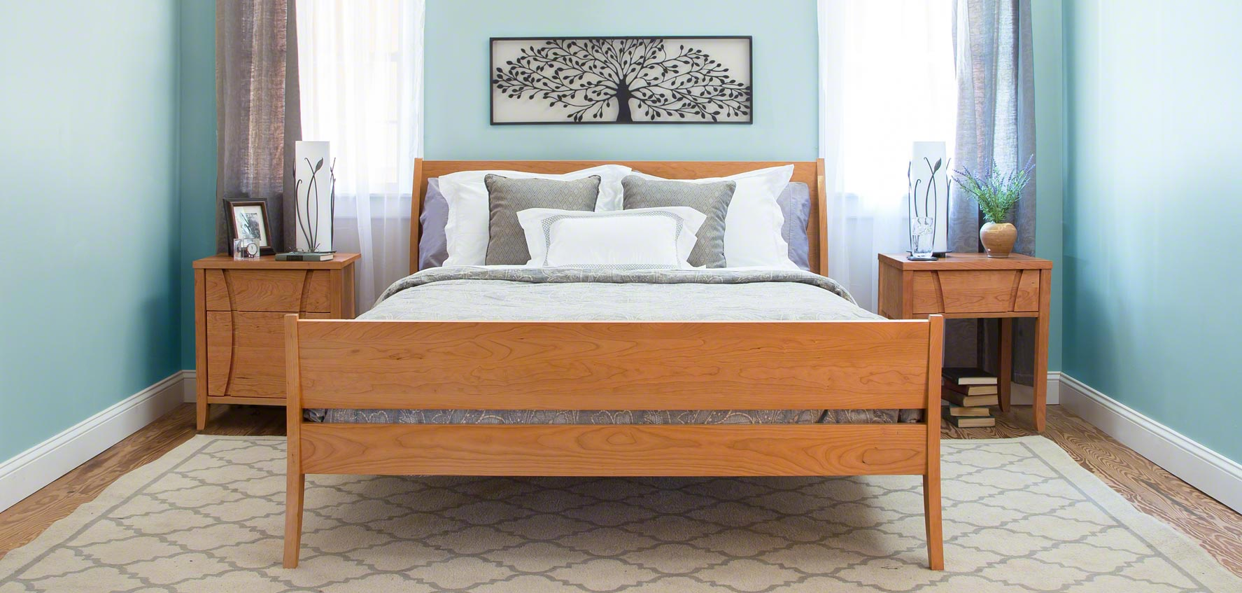 Möbel In Holland Holland Bedroom Furniture Collection - Vermont Woods Studios