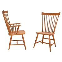 Country Windsor Dining Chair - Vermont Woods Studios