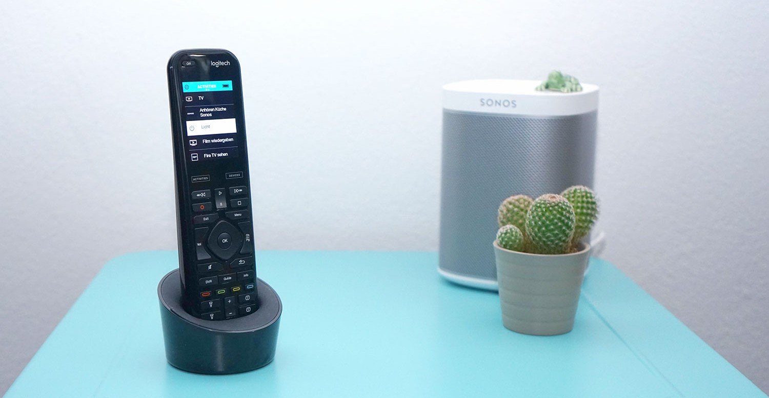 Smart Home Fernbedienung Logitech Harmony Elite Universal Fernbedienung Für Das Smart Home