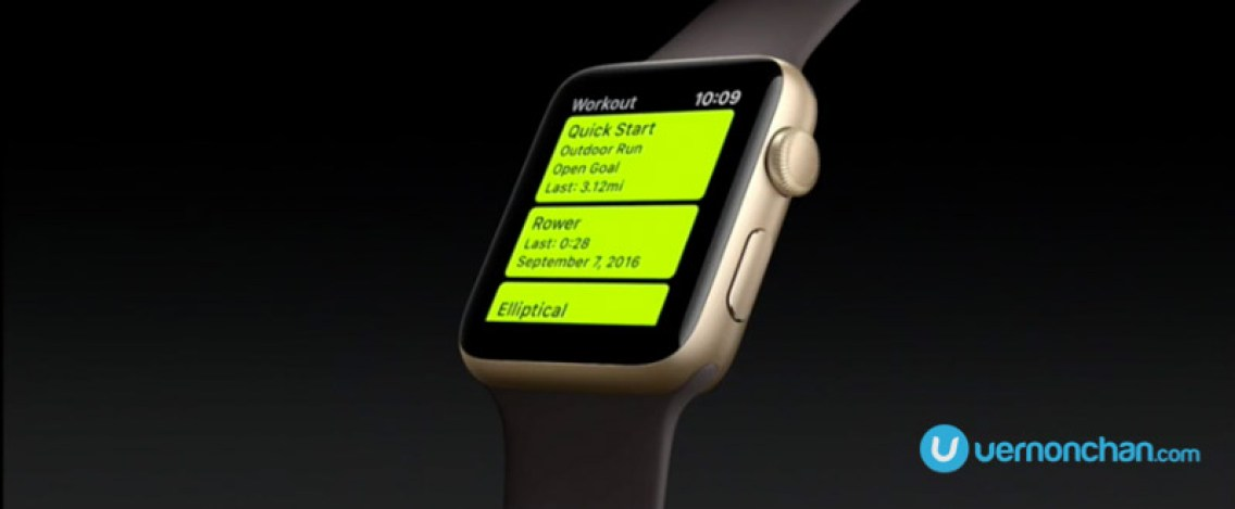 Apple Watch Series 2 goes official – swim-proof, built-in ...