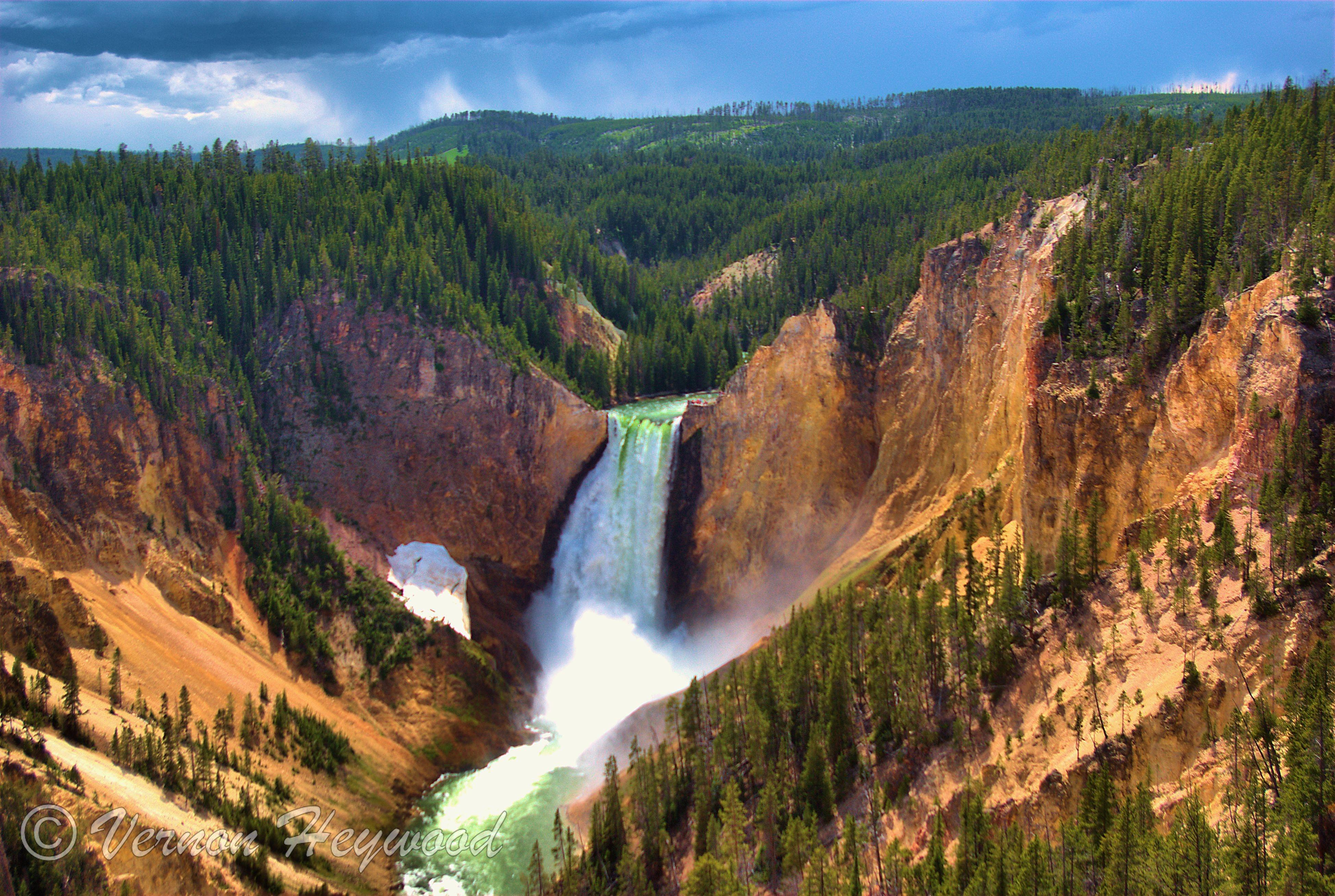 Havasu Falls Wallpaper Yellowstone Photography July 3 2014 Vernonheywood Com