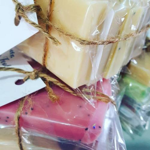 Individual Guest Soaps
