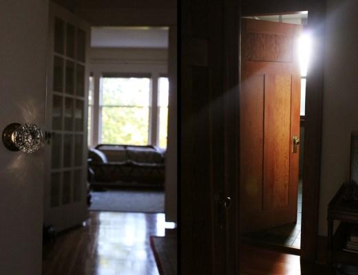 morning doors