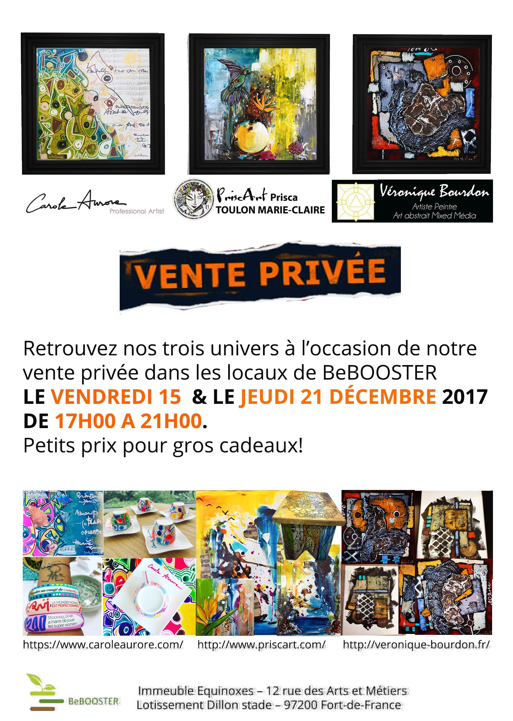 Vente Privee Art Vente Privee 15 Et 21 12 2017