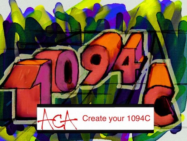 ACA How To Part 4 - adding 1094C