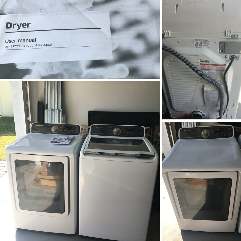 New Washer And Dryer New Washer Dryer Set Vero Vine