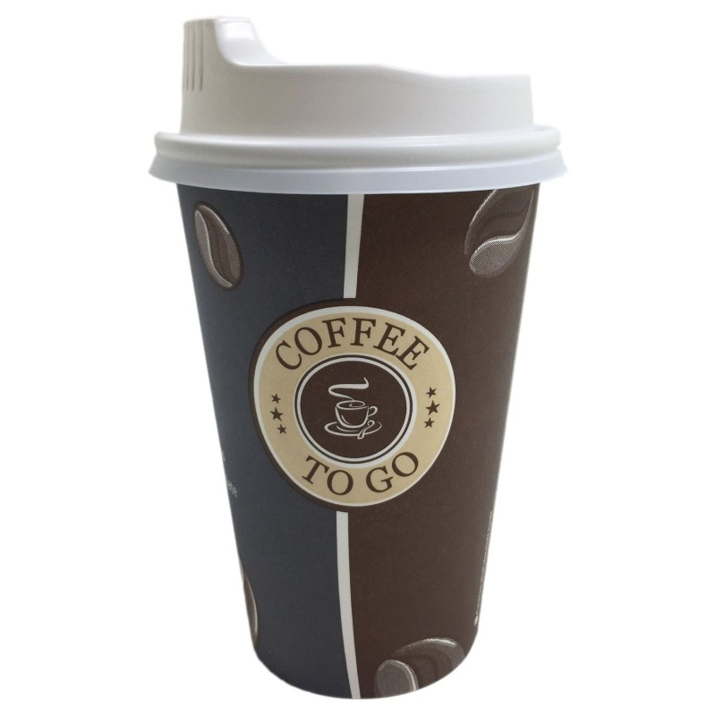 Becher Deckel Coffee To Go Becher Hartpapierbecher Pappbecher Mit Premium Deckel