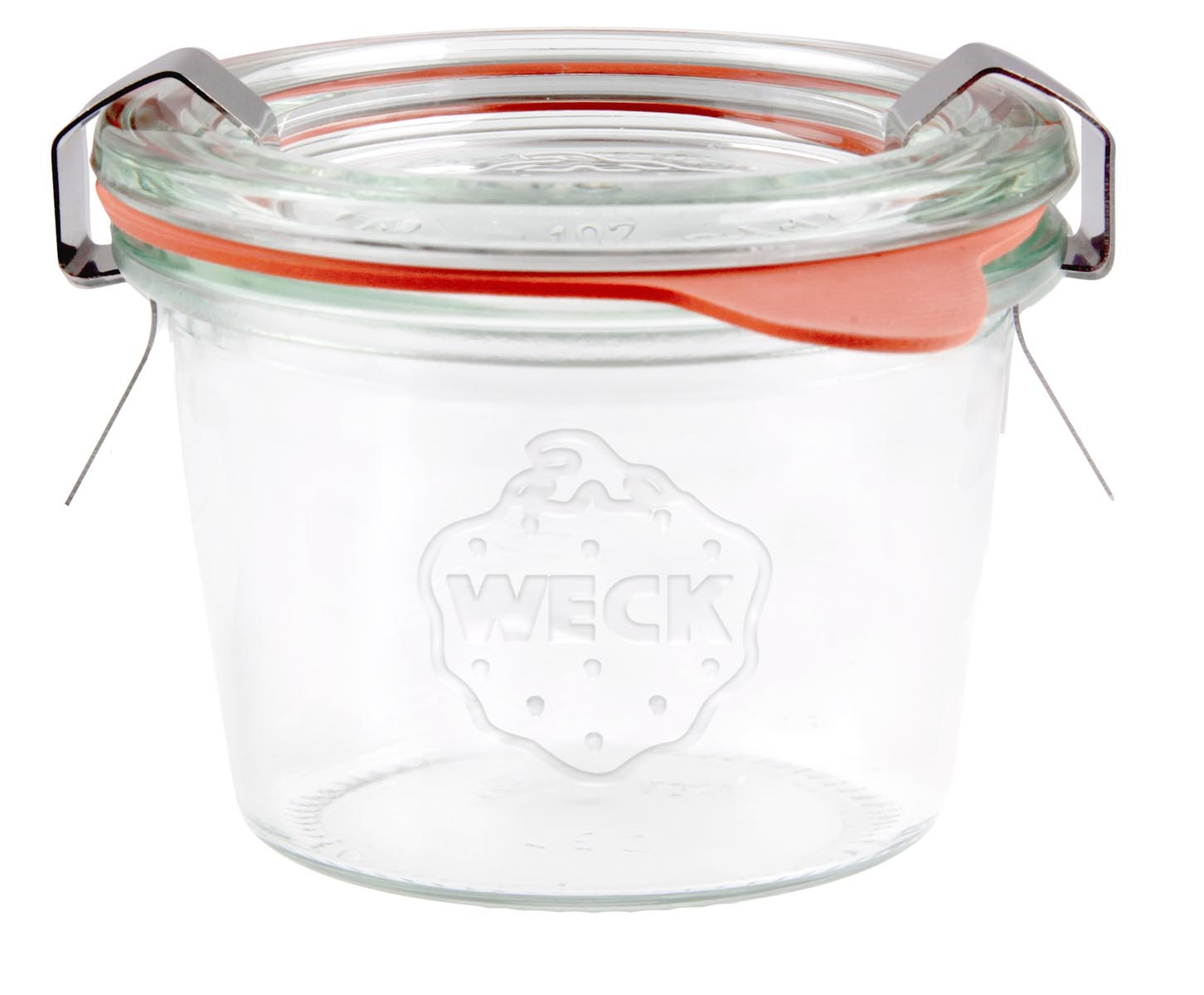 Bocal Plastique Mini Bocal Conique Weck 80 Ml Pots Complets Pots Weck