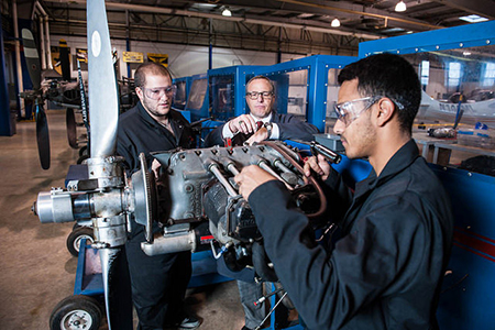 Aircraft Maintenance Technology Program - The Best and Latest