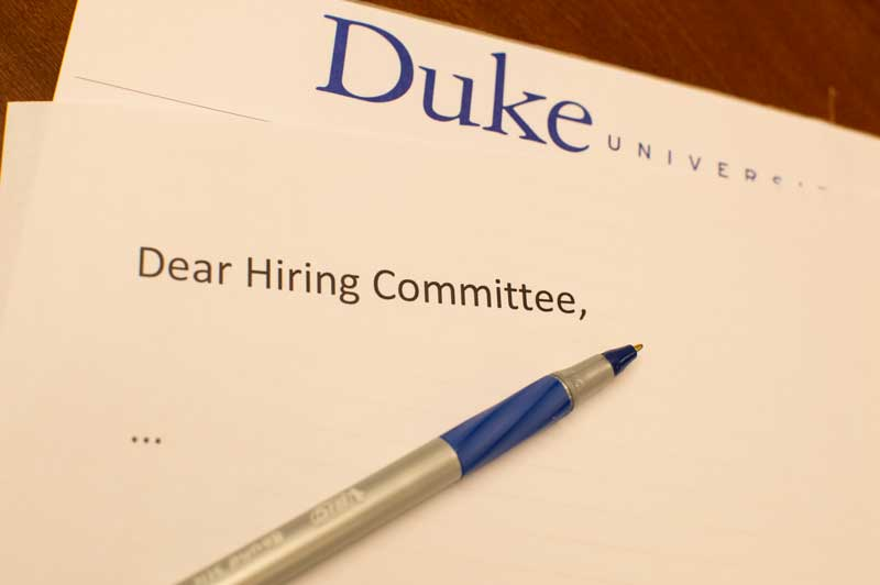 The Art of the Academic Cover Letter \u2013 Versatile Humanists at Duke