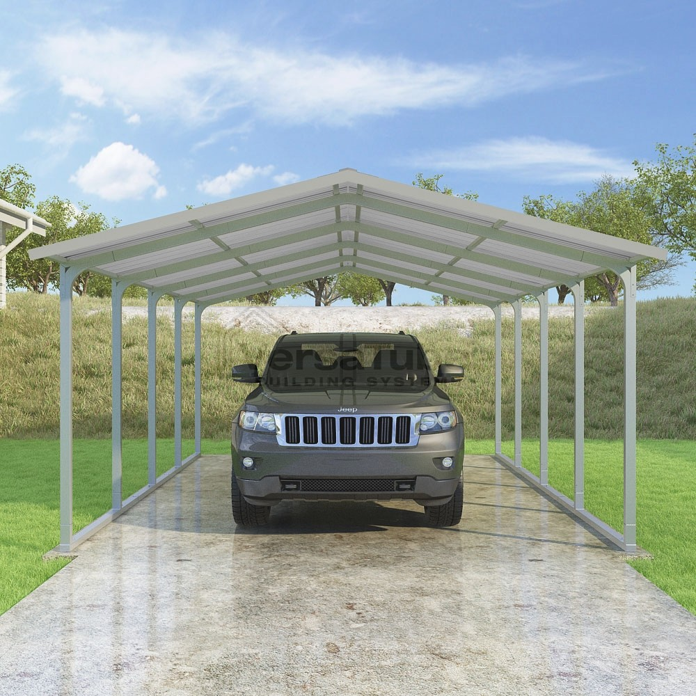Karpot Carport Or Shelter - Building Kits