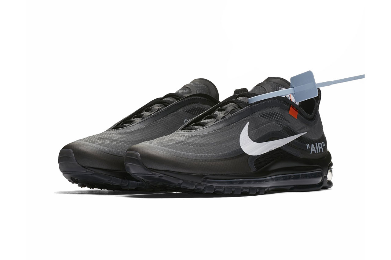 Air Max X Off White Black Check Out The Official Images For The Upcoming Off White X