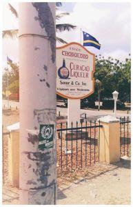 Willemstad, Curaçao (Karibik).