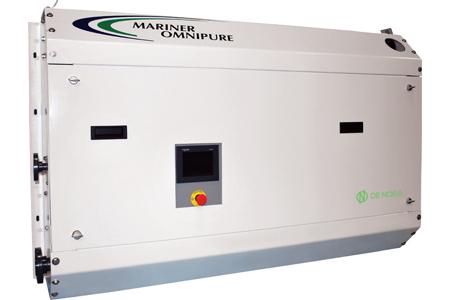 MARINER OMNIPURE Series M55 Marine Sewage System