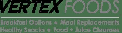 VERTEX FOODS logo