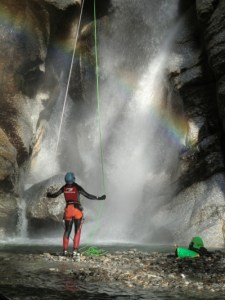canyoning Vertical Dream