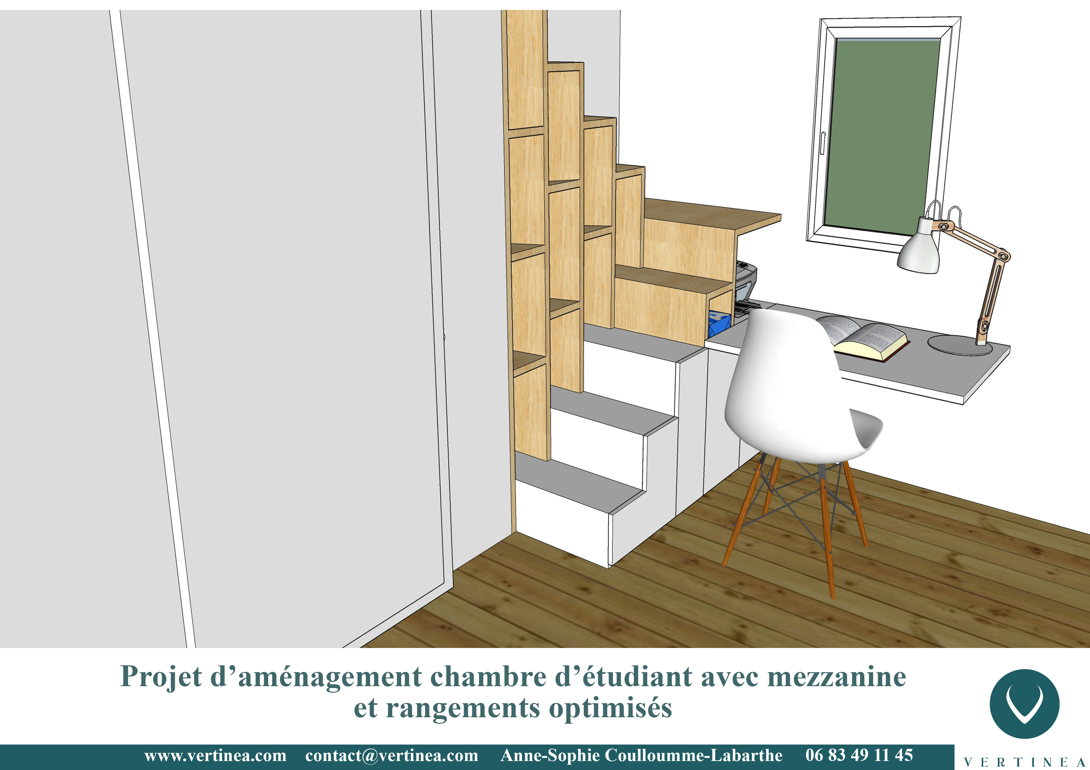 Amenagement Mezzanine Amenagement Mezzanine Latest Amnagement Dressing Sous